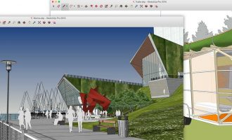 SketchUp 2017 Wish List