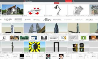 SketchUp模型下载|官方模型库