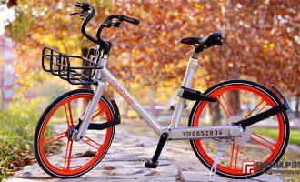 Poly建模之Mobike单车