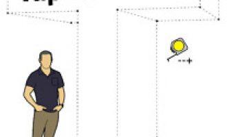 SketchUp原生卷尺工具的完整指南