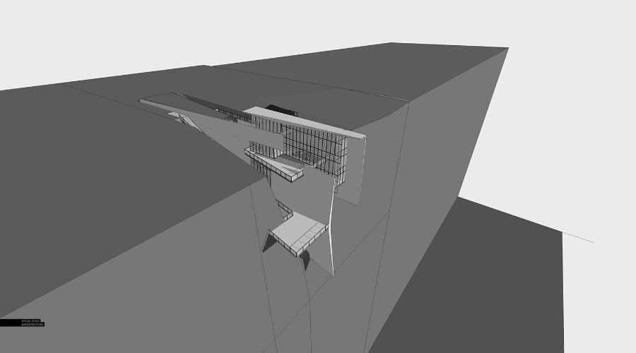 悬崖建筑:Finale Image