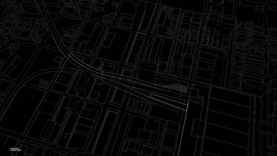 建筑Philly Diagram图制作方法