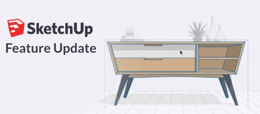 SketchUp 2019 M2发布与功能更新