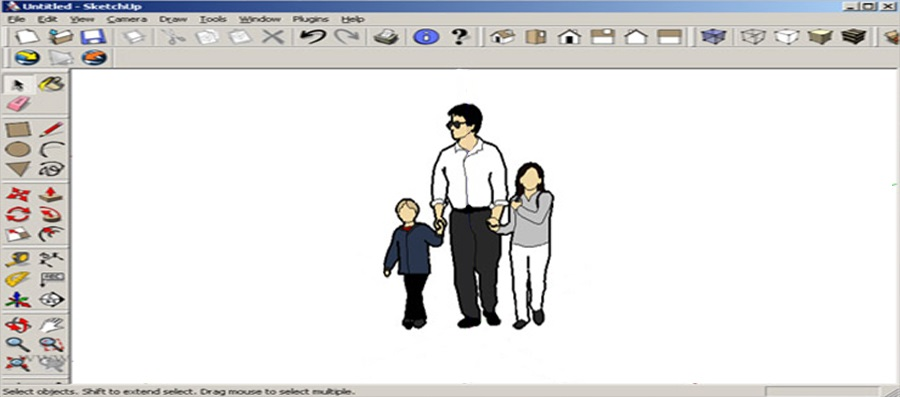 New in SketchUp Pro 5
