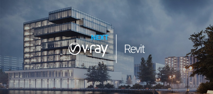V-Ray Next for Revit is Here