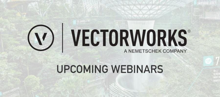 Vectorworks2020年02月网络研讨会