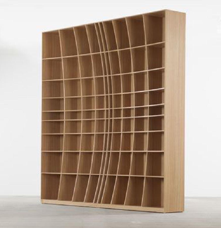 SketchUp草图大师创建室内创意书柜