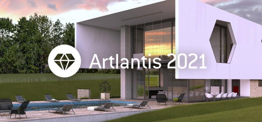 Artlantis(亚特兰蒂斯)2021–新更新和新媒体项目