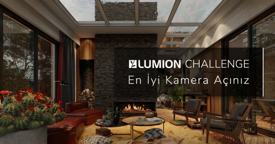 Lumion挑战-你最好的相机角度